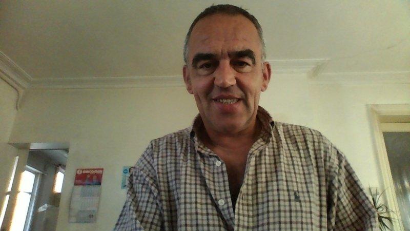Alain Humblet uit Oost-Vlaanderen,Belgie